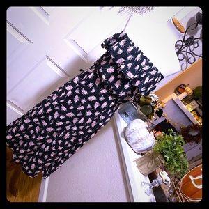 Gorge Betsey Johnson Floral Off The Shoulder Dress